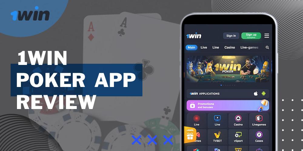 Poker App Review